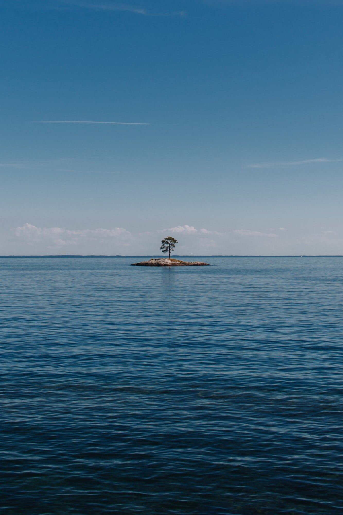 Fine-Art Print: Insel